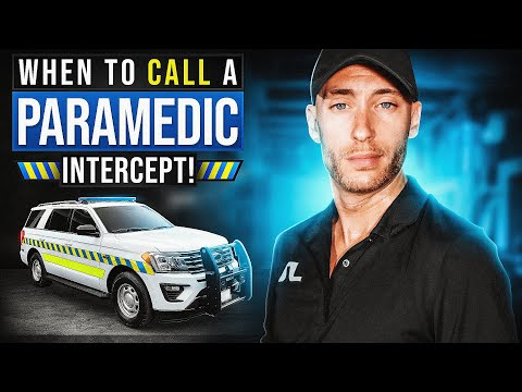 When To Call A Paramedic Intercept | When to Call ALS