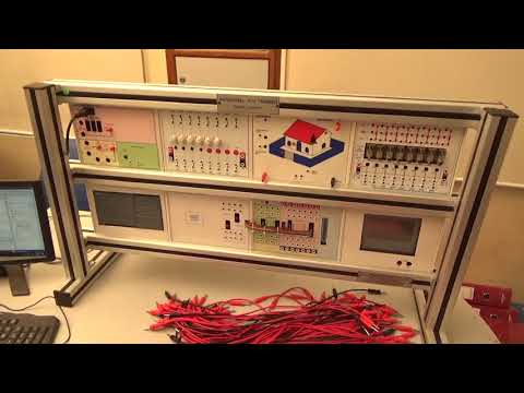 Industrial PLC Trainer / SCADA / DCS