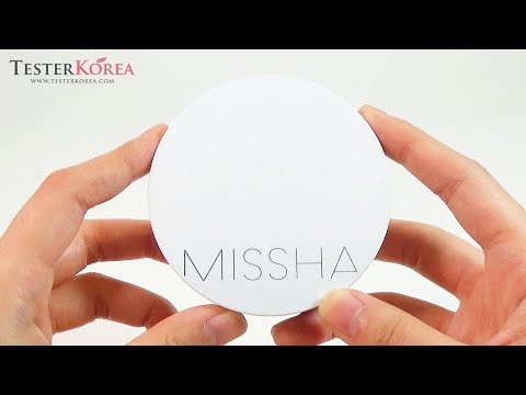 [TESTERKOREA] MISSHA Magic Cushion Moist Up SPF50+ PA+++ 15g #23 Mp3