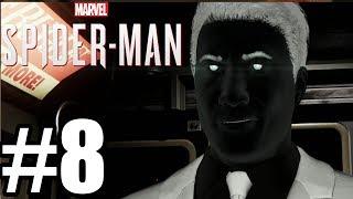 Marvel's Spider-Man Gameplay Walkthrough Part 8 - Mister Negative Boss Fight
