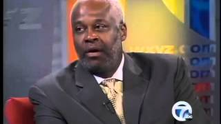 Anthony Chambers Talks About Jury Selection