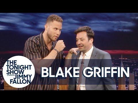 Blake Griffin Demonstrates Why Post-Game Interviews Make Athletes Sound Stupid