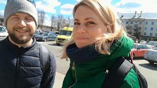 Пешком в Нарву (Эстония)