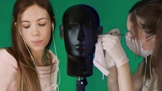 Twin Ear Cleaning - ASMR