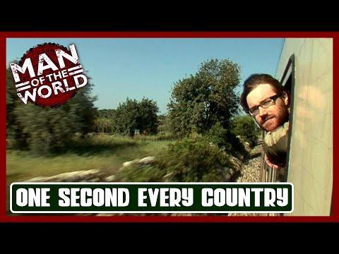 מסביב לעולם ב-4 דקות!
