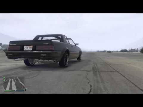 Driving With John In GTA Using Hydraulics To Wheelie