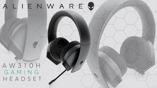 YouTube Video -pegrcEiwbo for Product Dell Alienware Gaming Headsets AW310H (stereo) & AW510H (7.1) by Company Dell in Industry Headphones