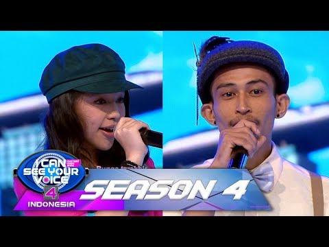 HEBAT!! FIGURAN Duet Bareng ANNETH! [BUNGA TERAKHIR] - I Can See Your Voice (15/3)