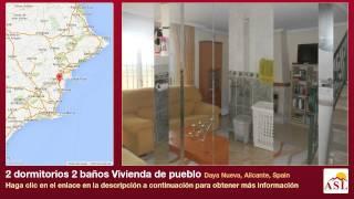 preview picture of video '2 dormitorios 2 baños Vivienda de pueblo se Vende en Daya Nueva, Alicante, Spain'