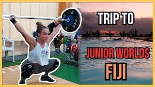 Trip to Fiji   Weightlifting World Junior Championships Part 1