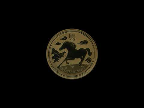 Video - 1 oz Lunar II Pferd - 2014