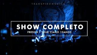 FRESNO – 10 anos do álbum Ciano