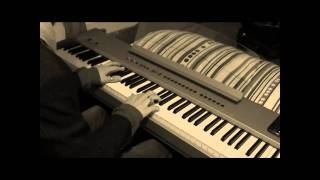 Труп невесты, Victor's Piano Solo - The Corpse Bride HD