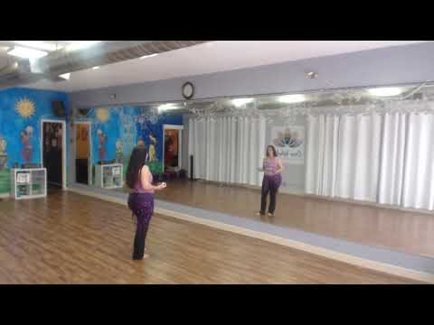 ⭐ Belly Dance Zill Drills for Beginners ⭐