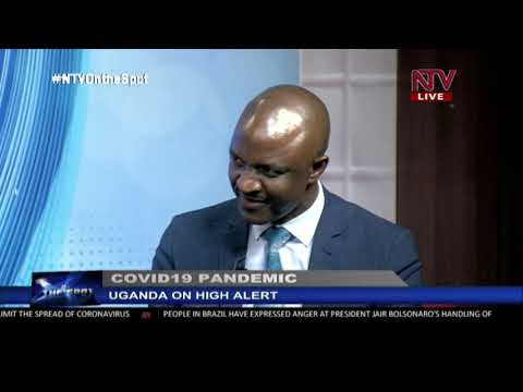 ON THE SPOT: COVID-19, Uganda on high alert