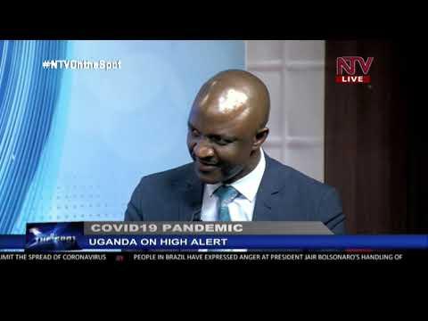 ON THE SPOT: COVID-19, Uganda on high alert