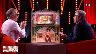 GUIGNOL GUERIN sur C8 – Spectacle de marionnettes pour Franck Dubosc