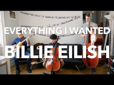 EVERYTHING I WANTED | Billie Eilish || JHMJams Cover No.392