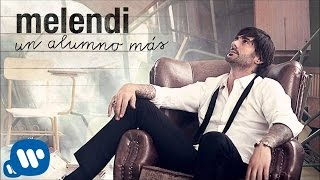 Melendi - Posdata (Audio)