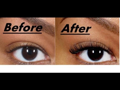 How quickly do eyelashes grow back? | Yahoo Answers
