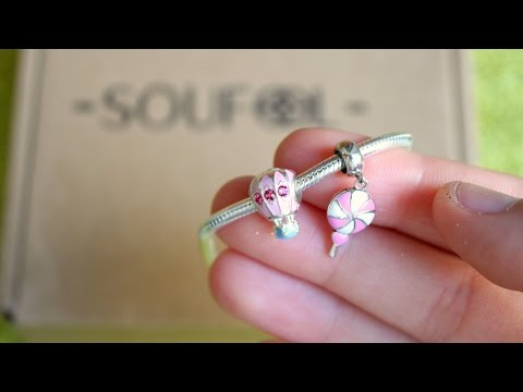 Charms stile pandora in argento a 10 euro? SOUFEEL
