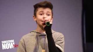 Bars and Melody - Keep Smiling  (Live at Hussain's House)