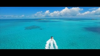 FLYING TO THE EXUMAS