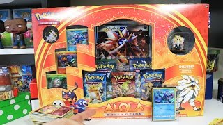 Download Youtube: Opening an Alola SUN Collection Box