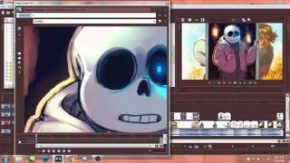 BEHIND THE SCENES [Undertale Monster Mep] (my part)