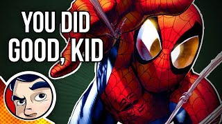 "Ultimate Spider-Man ""The Death of Spider-Man"" - Complete Story"