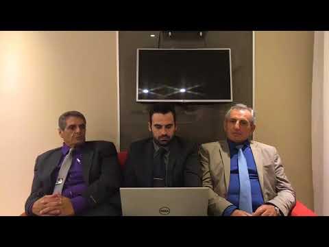 Veja como foi a transmissão ao vivo do Prefeito Ayres Scorsatto em Brasília