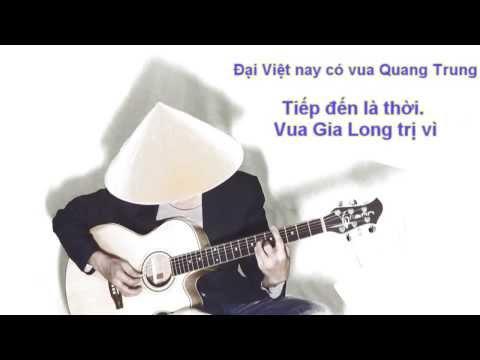 Sử Việt dễ nhớ-Kẹo Cao Su (Chế bài: Nắng ấm xa dần)