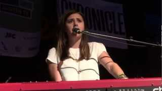 Jillette Johnson - Bassett Hound - Antone's, SXSW - 3/16/13