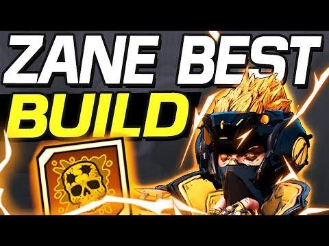 Borderlands 3 - BEST ZANE BUILD 1 SHOT EVERYTHING *HIGHEST DPS*  !!