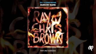 Ray J & Chris Brown - Cherry Red Vans