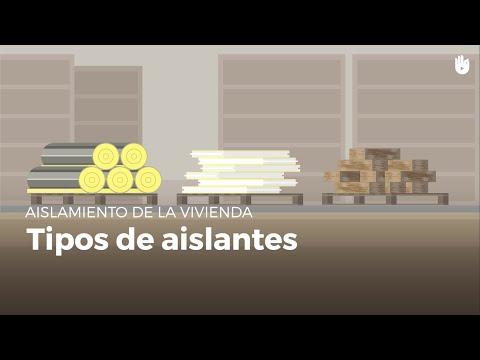 ¿Qué tipo de material aislante es mejor? | Pobreza energética