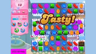 Candy Crush Saga Level 4022 20 moves NO BOOSTERS