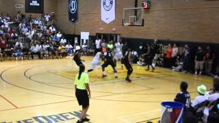 Money Mike Efevberha Drew League 2015