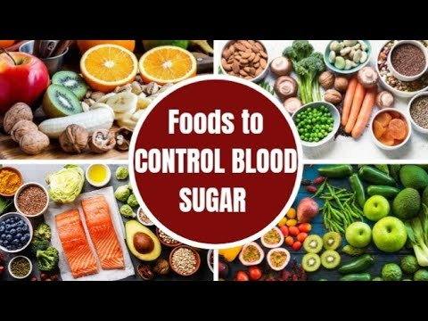 Top 17 Foods To Lower Blood Sugar Level In Diabetes || Health || Fitness.