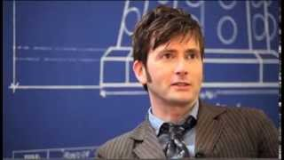 David parle de The Day of the Doctor