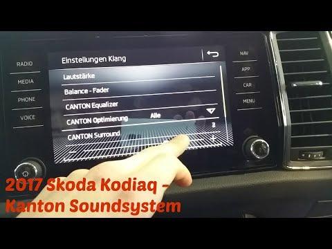 Download 2017 Skoda Kodiaq - Canton Soundsystem [FullHD/60fps] HD Mp4 3GP Video and MP3