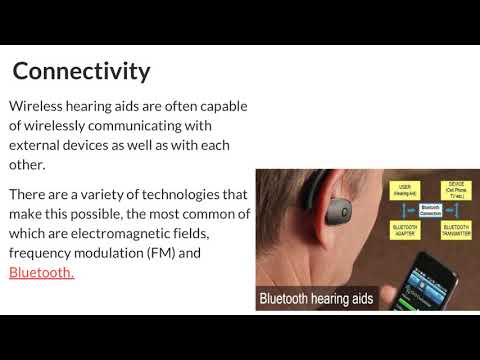 Wireless hearing aids || Hearingsol