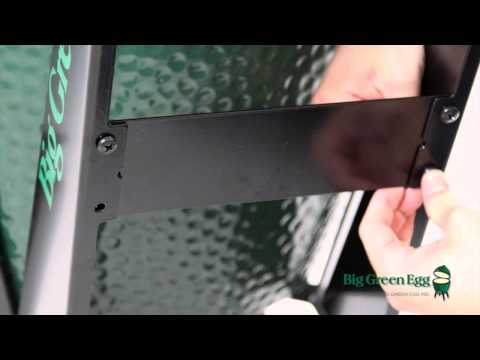 Video Big Green Egg Medium Monteren Handler