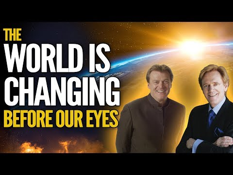 The World Is Changing Before Our Eyes - Mike Maloney w Patrick Byrne (Part 1)