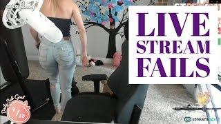 livestreamfails pokimane - TH-Clip