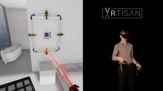 Создание дизайна в VR при помощи HTC Vive