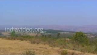 Laitkor village and Peak, Meghalaya