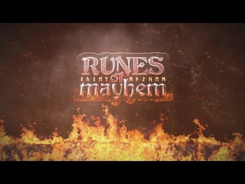 Runes of Mayhem - Battle System Trailer