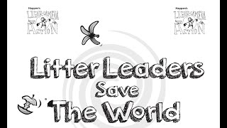 Happen@Home - Litter Leader's Save the World