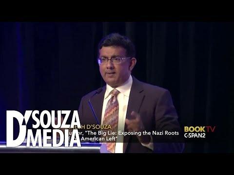 Dinesh D'Souza mops the floor with Saul Alinsky's son in C-SPAN debate